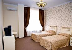 Эльбузд Стандартный двухместный номер с 2 отдельными кроватями