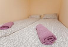 Ретро на Курской Бюджетный двухместный с одной кроватью
