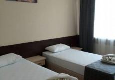 МАРАТ ПАРК ОТЕЛЬ | Гаспра | Ялта | Крым Улучшенный двухместный с двумя отдельными кроватями