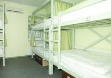 ХотелХот Белорусский вокзал Койко-место в общем номере для мужчин, оснащенном 16 кроватями