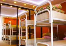 """HotelHot ХотелХот Котельники (рынок """"Садовод"""") Кровать в общем 10-местном номере"""