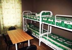 Хостел на Фирсановке Хотел Хот | ж/д станция Фирсановская Кровать в общем 10-местном номере