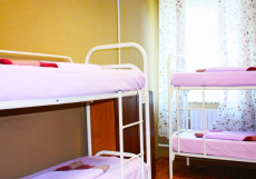 Хостел Выхино Хотел Хот | Хотел Хот сеть | Wi-Fi Кровать в общем 8-местном номере