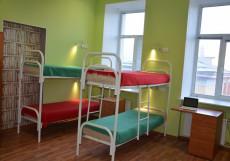 Гостиный дом на Невском Кровать в общем 8-местном номере