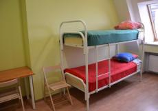 Гостиный дом на Невском Кровать в общем 4-местном номере