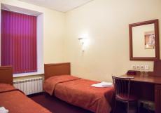 Альтбург на Невском   Санкт-Петербург   м. Маяковская   Wi-Fi   Двухместный номер с 2 отдельными кроватями