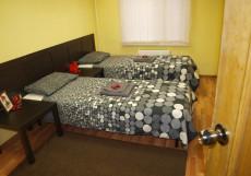 KOKOS - КОКОС | м. Планерная | Общая кухня | Парковка Большой двухместный (2 кровати)