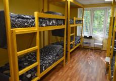KOKOS - КОКОС | м. Планерная | Общая кухня | Парковка Кровать в общем 6-местном номере
