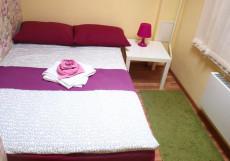 KOKOS - КОКОС | м. Планерная | Общая кухня | Парковка Бюджетный двухместный (1 кровать)