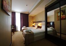 SMITH HOTEL | Баку | Всё включено | Полный пансион Стандарт двухместный (1 двуспальная или 2 односпальные кровати)