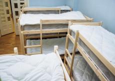 Submarina  | м. Тургеневская | м. Чистые Пруды | Общая кухня Кровать в общем 8-местном номере для женщин