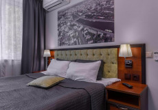 Квартира № 2 | м. Парк Культуры | Wi-Fi Комфорт двухместный (1 кровать)