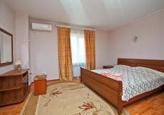 ФОРТУНА | Тамань | 2 минуты до песчаного пляжа Двухместный комфорт с одной кроватью или двумя отдельными