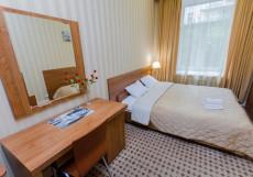Мак на Кантемировской (Больница 12 ДЗМ Буянова) Двухместный номер с 1 кроватью и собственной ванной комнатой