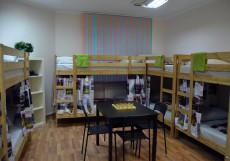 ПРОСПЕКТ | Новосибирск | Wi-Fi | Общая кухня Кровать в 8-местном номере для женщин