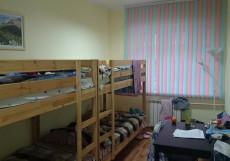 ПРОСПЕКТ | Новосибирск | Wi-Fi | Общая кухня Кровать в общем 4-местном номере