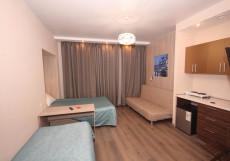 Капитал | Санкт-Петербург | м. Сенная Площадь | Wi-Fi | Стандартный четырехместный номер с собственной ванной комнатой
