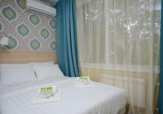 Апельсин на Юго-Западной | м. Юго-Западная Двухместный (1 кровать, общая ванная комната)