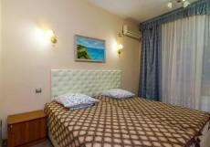 ШИНКАР | Пересыпь | песчаный пляж Трехместный эконом-класса с общей ванной комнатой
