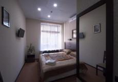 Зима Мини-отель   м. Маяковская   Парковка Улучшенный двухместный (1 двуспальная или 2 односпальные кровати)