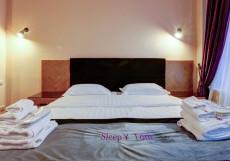 СЛИПИ ТОМ - SLEEPY TOM | м. Маяковская | Парковка Стандарт двухместный (1 кровать)