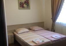 AZOV CLUB | Персыпь | 1-я линия Улучшенный двухместный с двумя отдельными кроватями и видом на сад