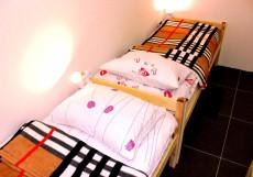 Хостел Москва.ru  Москва | м. Алексеевская | Парковка | Односпальная кровать в общем номере с 4 кроватями