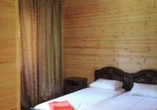 ЛЕРЭС | Пицунда | 40 км от Адлера Большой двухместный с двумя отдельными кроватями