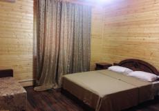 ЛЕРЭС | Пицунда | 40 км от Адлера Большой двухместный с одной кроватью или двумя отдельными кроватями