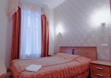Амос Невский Комфорт Стандартный двухместный номер с 1 кроватью