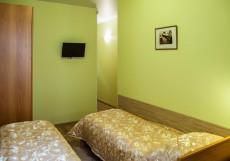 Александровский | Санкт-Петербург | м. Достоевская | Парковка Стандартный двухместный номер с 2 отдельными кроватями