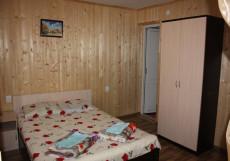 ВИКТОРИЯ | Пицунда | 200 м от пляжа Двухместный с одной кроватью или двумя отдельными кроватями