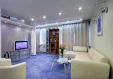 Измайлово Альфа - отель, гостиница в Москве Сюит Элегант (с джакузи)