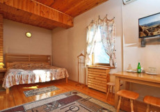 СТАРЫЙ ЗАМОК (Отель и Красивый ресторан) Двухместный (1 кровать)