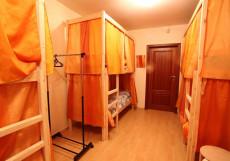 ДоброХостел | Москва | м. Пролетарская | Wi-Fi Кровать в 8-местном номере для женщин