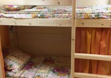 ДоброХостел | Москва | м. Пролетарская | Wi-Fi Кровать в общем 6-местном номере для мужчин