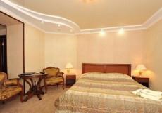 Каштан | Волгоград | Парковка Стандартный двухместный номер с 1 кроватью