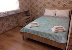 FREEDOM | Пицунда | 45 км от Адлера Двухместный с одной кроватью и отдельной ванной комнатой