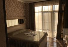 ДАНЕЛЯН | Пицунда | 5 минут пешком от пляжа Двухместный делюкс с одной кроватью или двумя отдельными кроватями