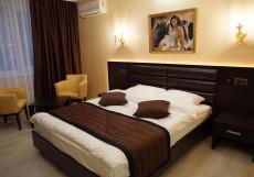 Колибри | Красногорск | Крокус Экспо Номер с кроватью 'king-size' и гидромассажной ванной