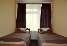Привал | Янишполе | Wi-Fi | Размещение с животными Двухместный (2 кровати, общий туалет)