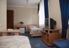 Мечта Парк-отель | Зил | Орловская область | С завтраком Стандарт двухместный (2 кровати)
