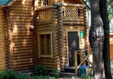 Домик в Лесу База отдыха | Свияжск Семейный (вид на сад)