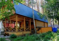 Домик в Лесу База отдыха | Свияжск Вилла улучшенная на 10 человек