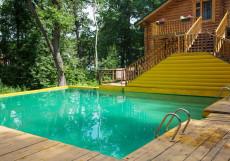 Домик в Лесу База отдыха | Свияжск Вилла на 12 человек (бассейн)