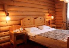 Байкальские Терема - Baikal Hill Club | Листвянка Стандарт двухместный (1 двуспальная или 2 односпальные кровати)