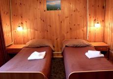 Байкальские Терема - Baikal Hill Club | Листвянка Двухместный (1 двуспальная или 2 односпальные кровати)