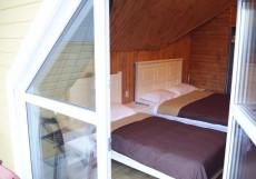 Байкал Хан | Листвянка Делюкс двухместный (2 кровати)