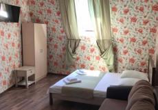НА ПИОНЕРСКОМ 4В | Новомихайловский | Общая кухня Делюкс двухместный (1 кровать)