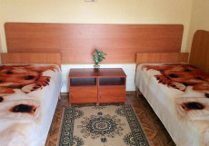 Замок Тарханкут | Марьино | пляж | парковка Бюджетный двухместный номер с 2 отдельными кроватями